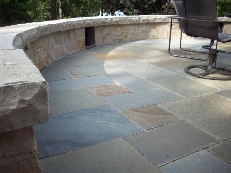 Landscape Construction LLC - Patios/Seat Walls